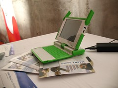 olpc one laptop per children!