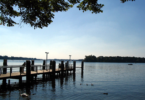 Lake Tegel in Berlin. Photo: Ulla Hennig