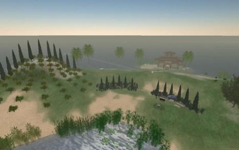 Ile Verte, ile humaniste de Second Life /45