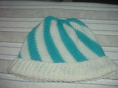 Striped Hat Take 2