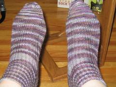Mel's Pirate Socks 2