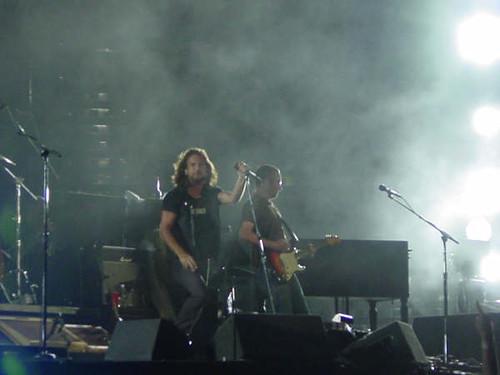 4. Pearl Jam