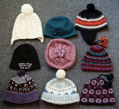 Winter Hat Collection