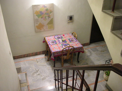 First Floor Landing Sit Out,Karan's Guest House,Jaipur,Rajasthan