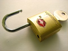 Padlock and Key picture by Imagined Reality