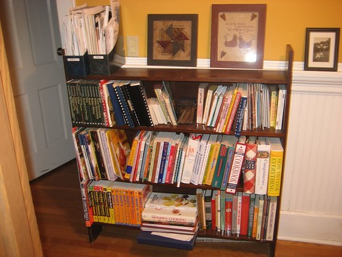 Our Cookbook Library