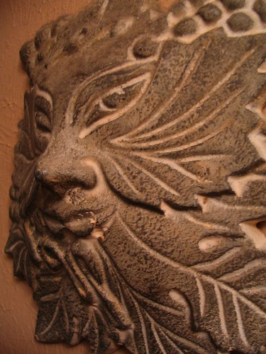 Greenman Wall-Hanging