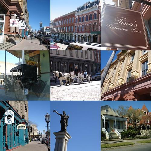 Galveston Main Street, Texas