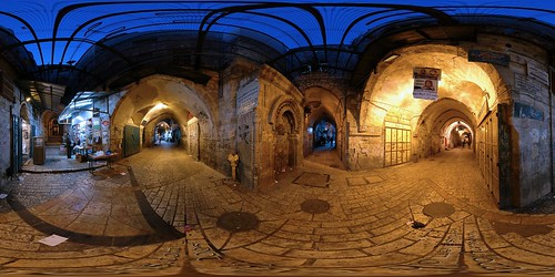 Khaski Sultan - Jerusalem, Old City - 360°