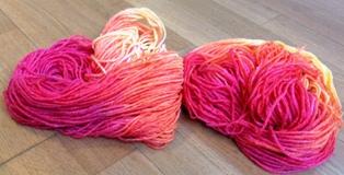 Kool-Aid yarn