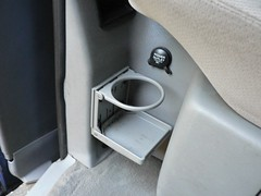 And more cupholders