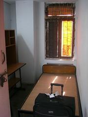 My hostel room in IIT 1