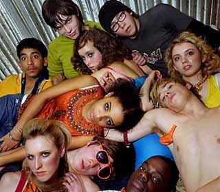 Skins Cast Party
