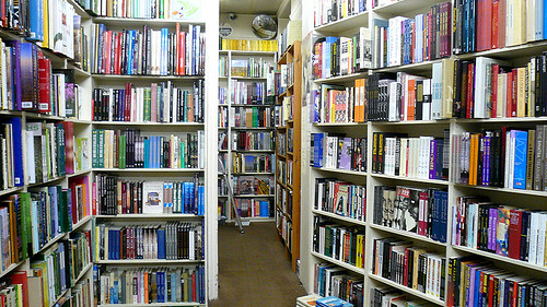 henry pordes bookstore, charing cross road