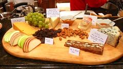 Liberty Christmas Dinner: Cheese Board