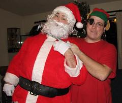 Santa & Elf Pirate