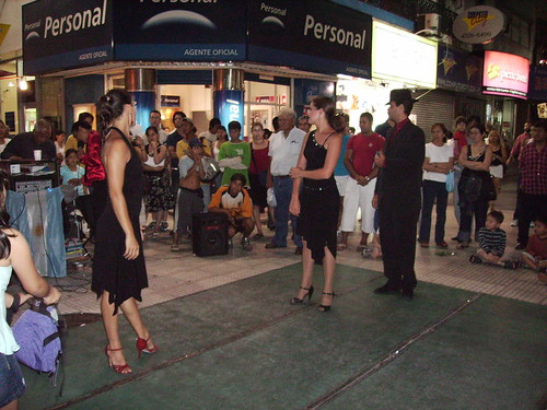 downtown tango @ Florida street