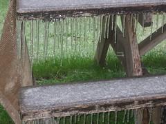 Cold Picnic table