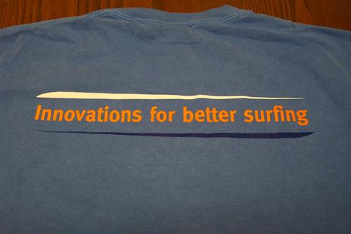 Firefox Shirt Back