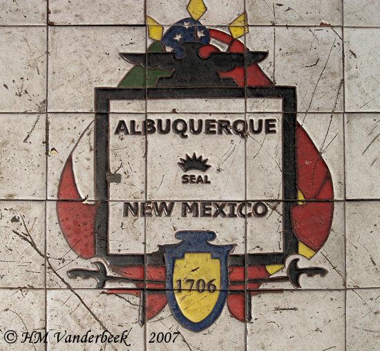 Albuquerque Seal