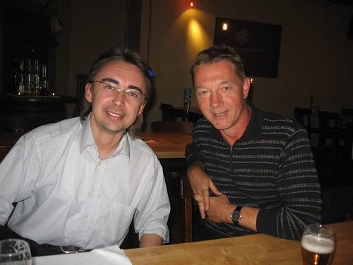 Peter Sperlich und Tom Sperlich