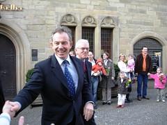 Tony Blair in Osnabrück
