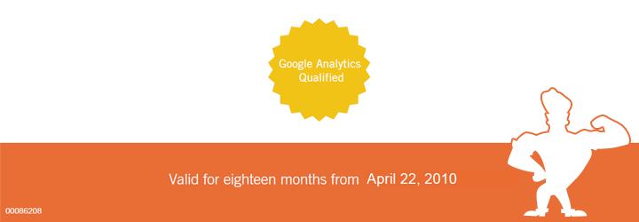 analytics qualified individual
