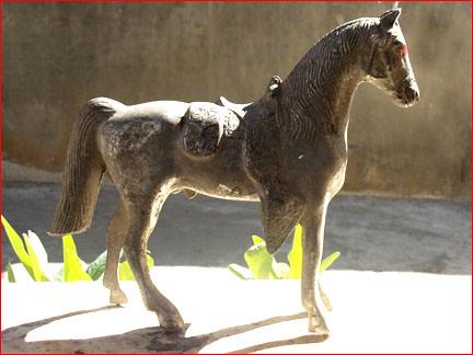 Horse copy