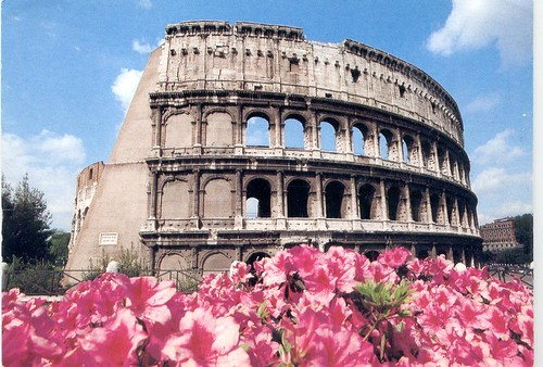 Colosseum, Rome, Italy - private swap by Feel like dancing_Portugal.
