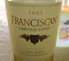 20070214 franciscan sauvignon blanc 02