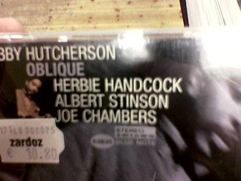 Plattencover Herbie Handcock