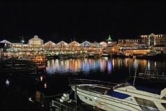 Restaurants an der Waterfront in Kapstadt
