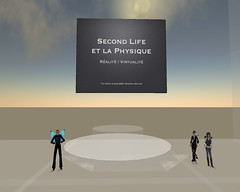 Conférence : Réalité et Virtualité par WishYou Welles