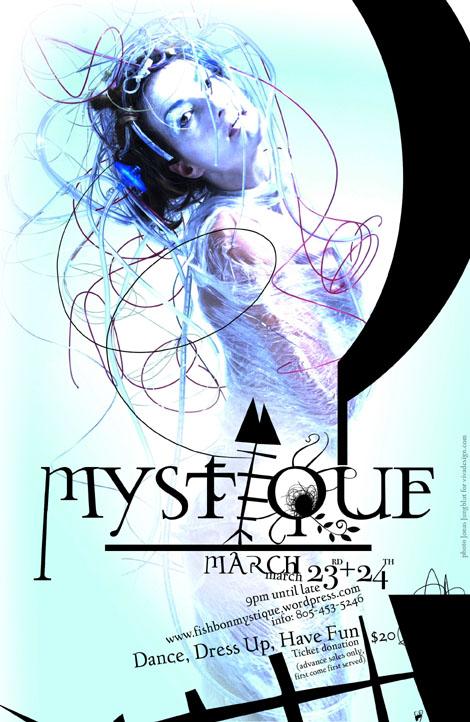 Mystique Graphic