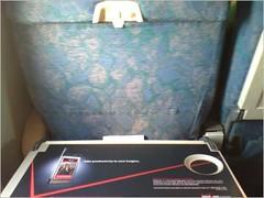 seatback advertising