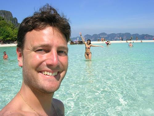 Yo, Gemma y Tup Island