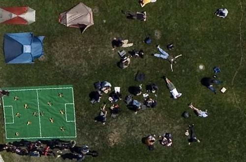 Foo Camp Flyover (by Brian Sawyer)