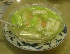 [吃] 宋廚菜館_08.澎湖絲瓜