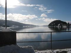Lac de Joux janvier 07