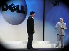 Michael Dell y el Dr. Evil
