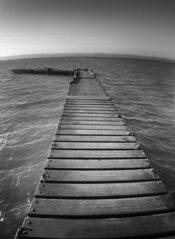 The jetty out to somewhere... www.coastandboat...
