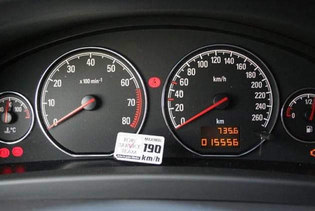 Obernburg, Parkplatz, Opel Signum