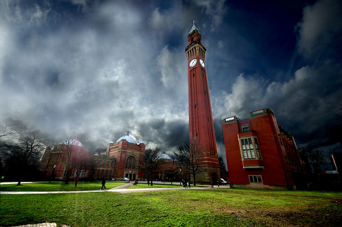 Birmingham University by Tom Thorpe