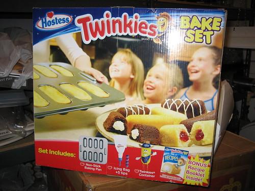 Twinkie pan