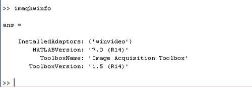 Image capture using Webcam in Matlab | Invobot : Artificially