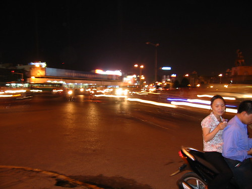 Outside Binh Thanh Market