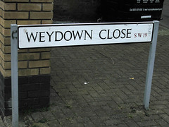 Weydown Close