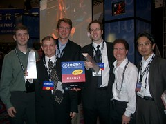 CES 2004 Awards - Team