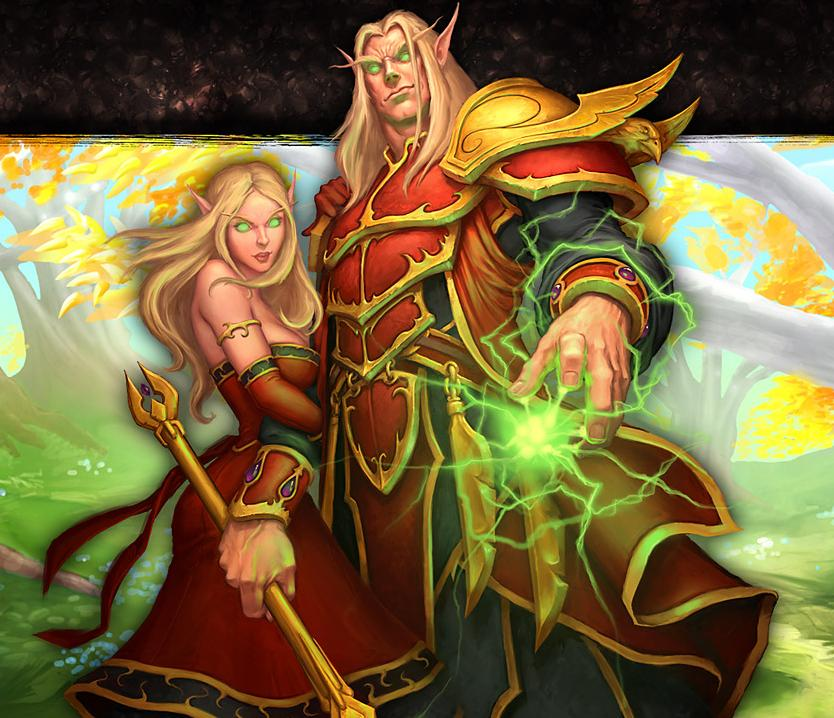 Blood Elf Sexy