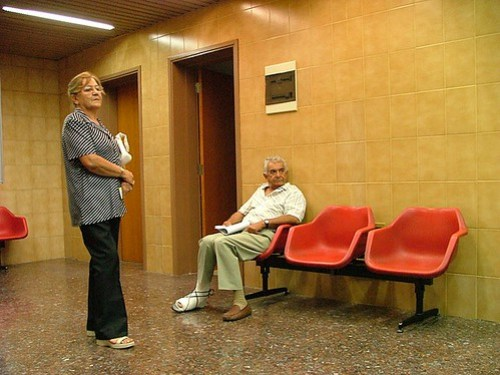 Waiting Room (by Libertinus)